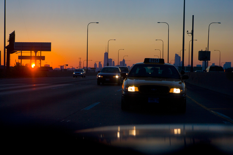 Dawn of a New Day In America : Chicago : USA