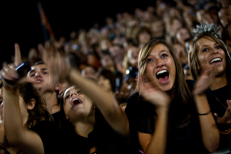 Crazy for the Kell Longhorns : Marietta : GA