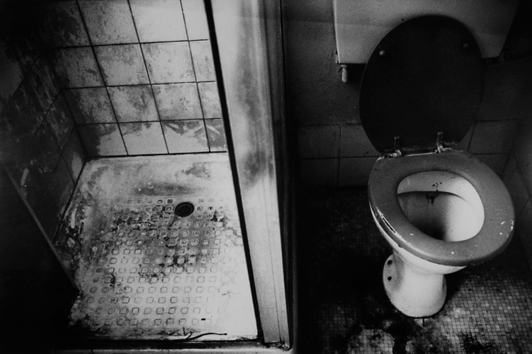 Bathroom from Hell : London : UK