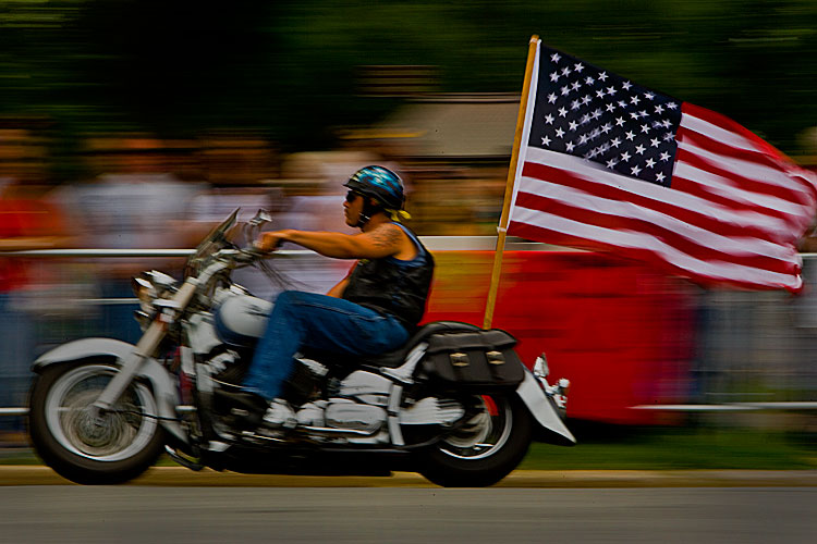 Rolling Thunder Memorial Ride : The National Mall : DC