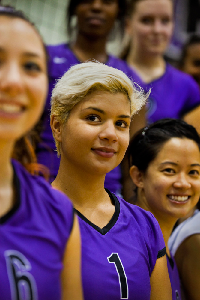 City College Womens Volley Ball : Harlem : New York City