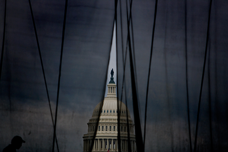 The Veil is Thinner : The Capitol : DC