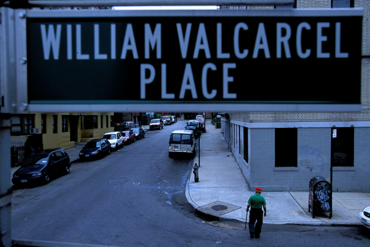 William Valcarcel St Queens : 11th 9-11 anniversary : NYC