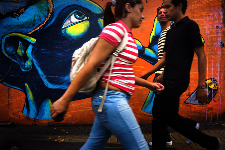 Eye on the Street : Mural Sao Paulo : Brazil