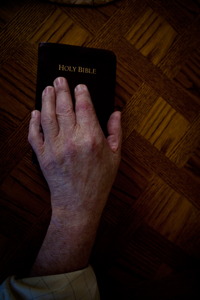 Waco Siege 20 Year Anniversary : Burned Hand and Bible : Waco Texas