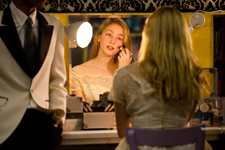 Mirror Mirror : Stage Dressing Room : Chicago Arts Academy