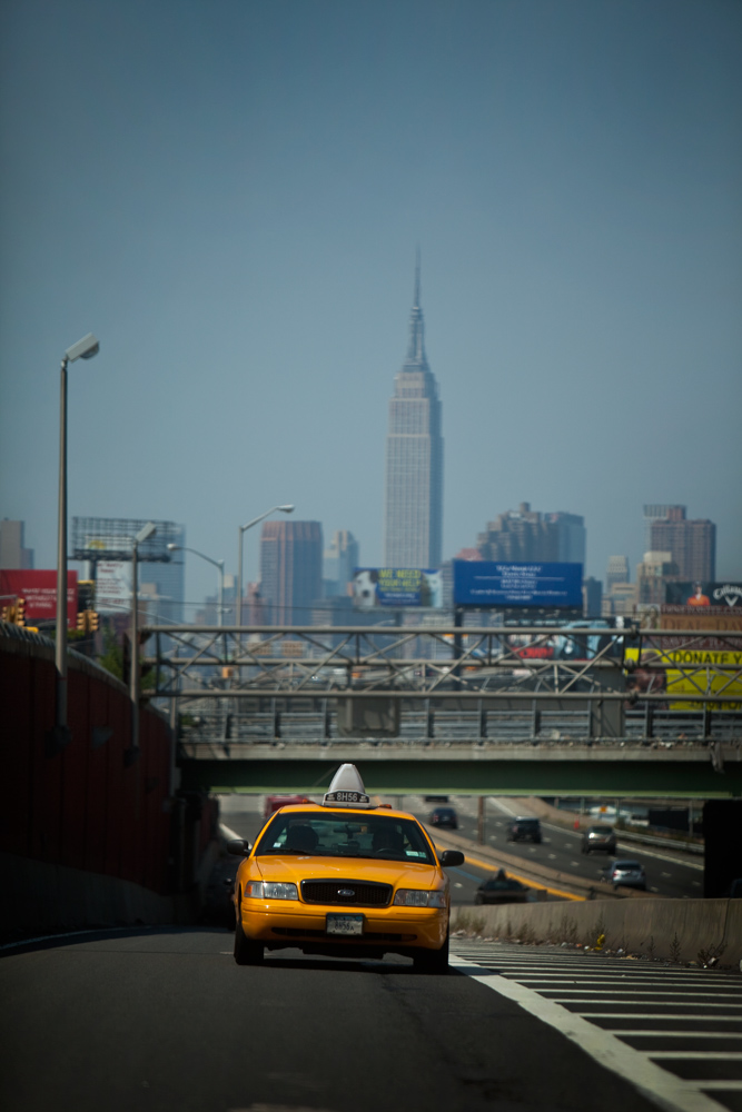 Empire State Taxi : Queens : NYC