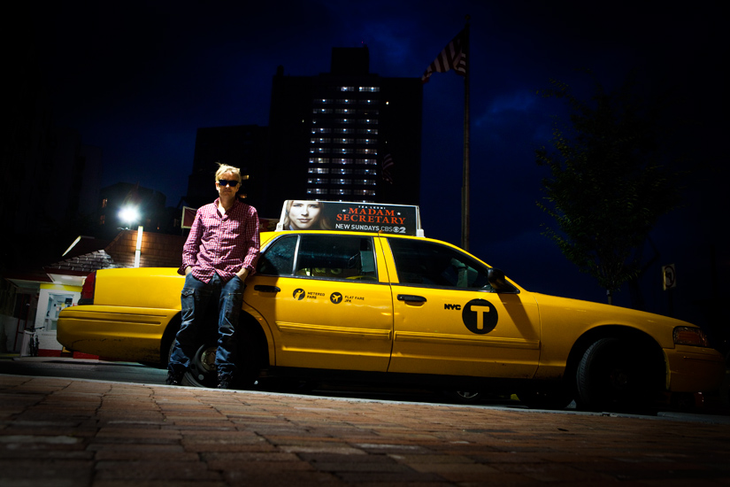 Car 51 with Jez Coulson : Harlem : NYC