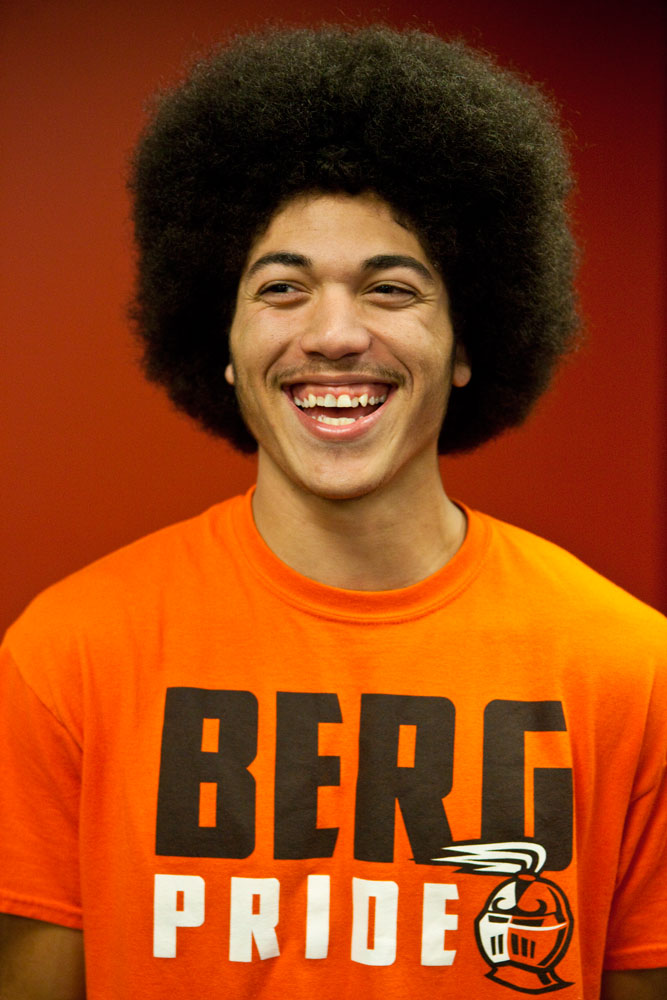 Berg Pride : Heidelberg University : Tiffin Ohio