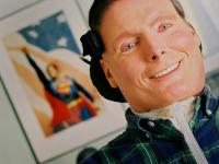 Superman Christopher Reeve : At Home in Connecticut : USA