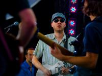 Jake Cinninger with Umphreys McGee : Earth Day on the Mall : DC