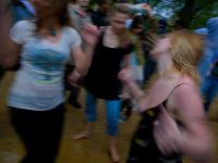 Dance in the Rain : Earth Day on the mall : DC