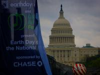 Storm Has Passed : Earth Day on the Mall : DC