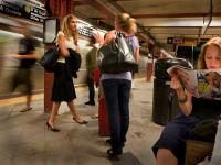 Subway girls NYC - And don