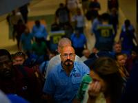 FOR A MAN WITH THE FU MANCHU MOUSTACHE REVENGE IS NOT ENOUGH : HJ Airport : Atlanta