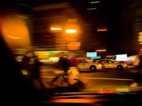 Taxi Race - 34th and 8th : NYC