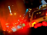 Taxi from Taxi 23rd St : Manhattan : New York City