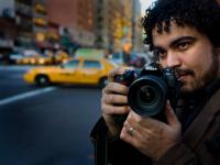 Amin Torres Artist and Street Photographer : 23rd & &th Av : New York City
