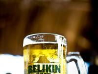 Belikin the Beer of Belize : Placencia : Belize