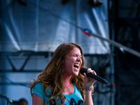The Fabulous Joss Stone : Earthday Climate Rally : The Mall DC