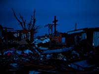 The Place The Kitty Was Lost : Joplin Tornado Damage Zone : Missouri