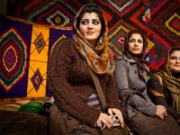 Kurdish Women : Erbil Kurdistan : Iraq