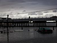 I knew I Should Have Moved That : After Math of Hurricane Sandy : Fenwick Island : Delaware