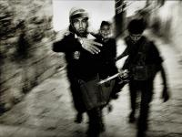 Today Hope for Israel Palestine Peace talks : Arrest of Arab Child back in the Day : Jerusalem