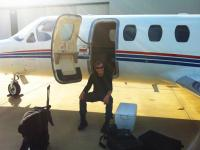 Jez Coulson Flying in Style : Meridian : Mississippi