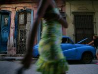 Revolution is coming in from the Cold : Havana : Cuba