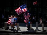 Canyon of Heroines : USA Womens Soccer Team Parade : NYC