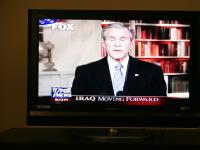 New Vision for Iraq : Presidential Message on TV : DC