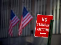 No Standing : NY Stock Exhange, Financial District : NYC