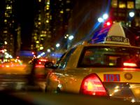Taxi 101 : Heading North on 3rd Av : NYC
