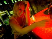 Red Bar : 8th Av Chelsea : NYC