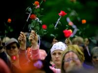 Mothers Day Vigil : White House, Washington DC