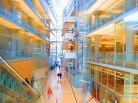 Vision of Learning through Glass : Minneapolis Central Library