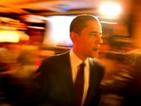 The Obama Rush : Capitol Hill Hyatt : DC