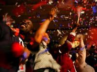 Celebration for Democrats #2 : Capitol Hill Washington DC