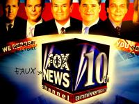 Faux News : We Distort  - You Comply : Bronx NYC