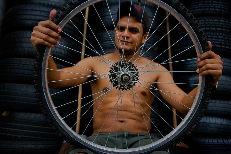 The tyre man - Sao Paolo
