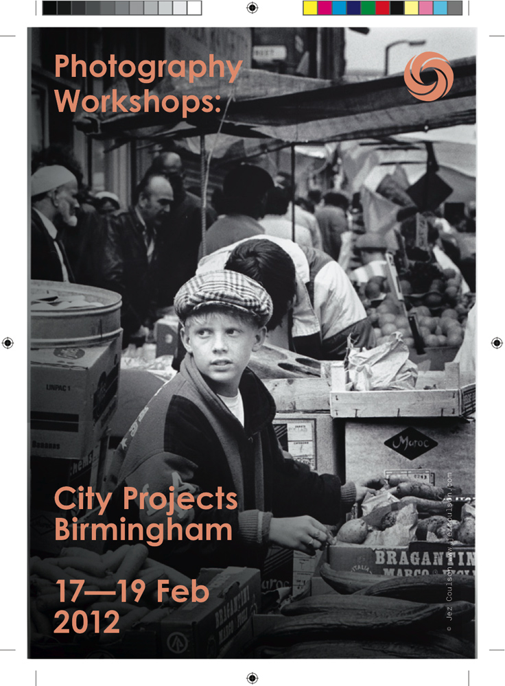 Economics of the Street : WPO Workshop Led by Jez Coulson : Birmingham UK