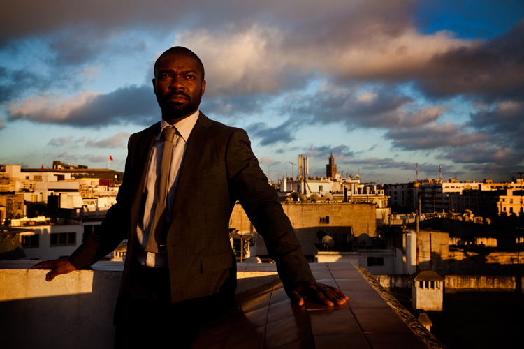 Complicit : Movie Starring David Oyelowo : Morocco