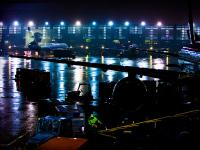 Baggage Handler in Storm : Chicago O