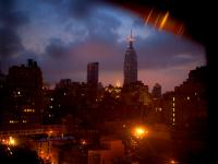 Empire State Dawn  :  New York